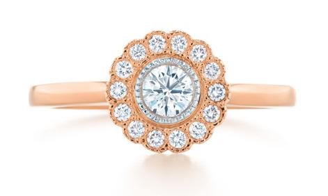 Ring via:  Tiffany & Co.