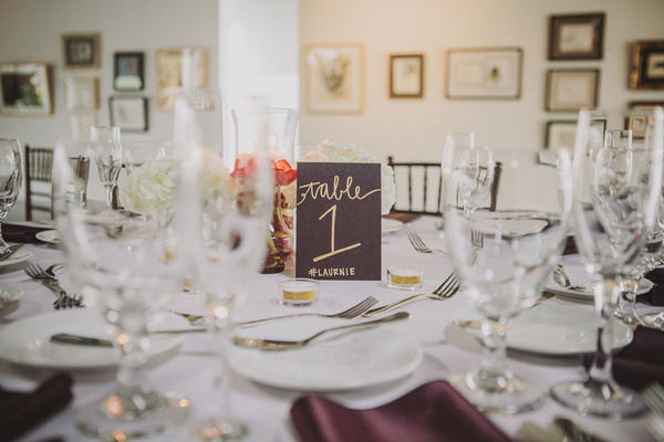 Table image by Anna Delores Photography via Ruffled