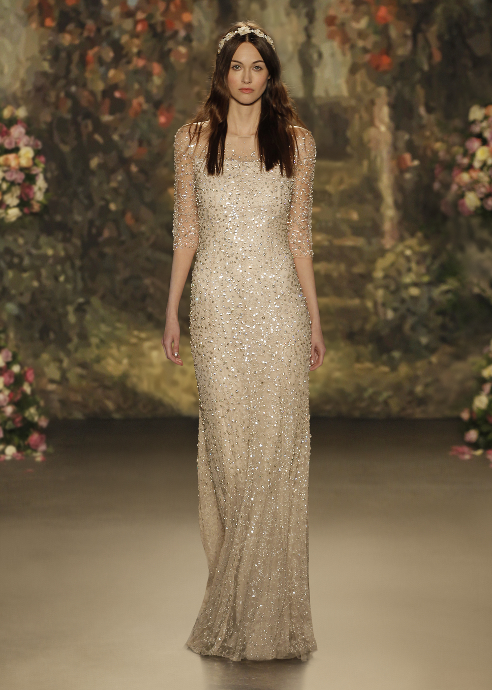 Mina by Jenny Packham