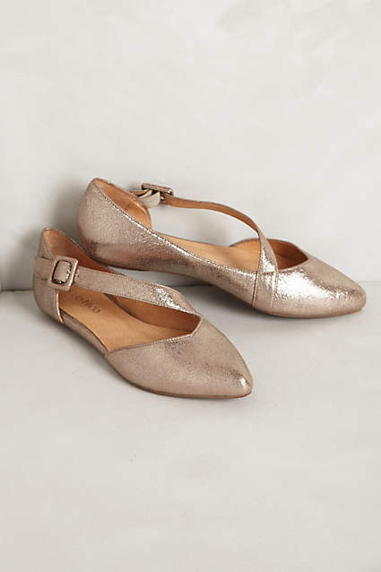 Luca Flats from Anthropologie