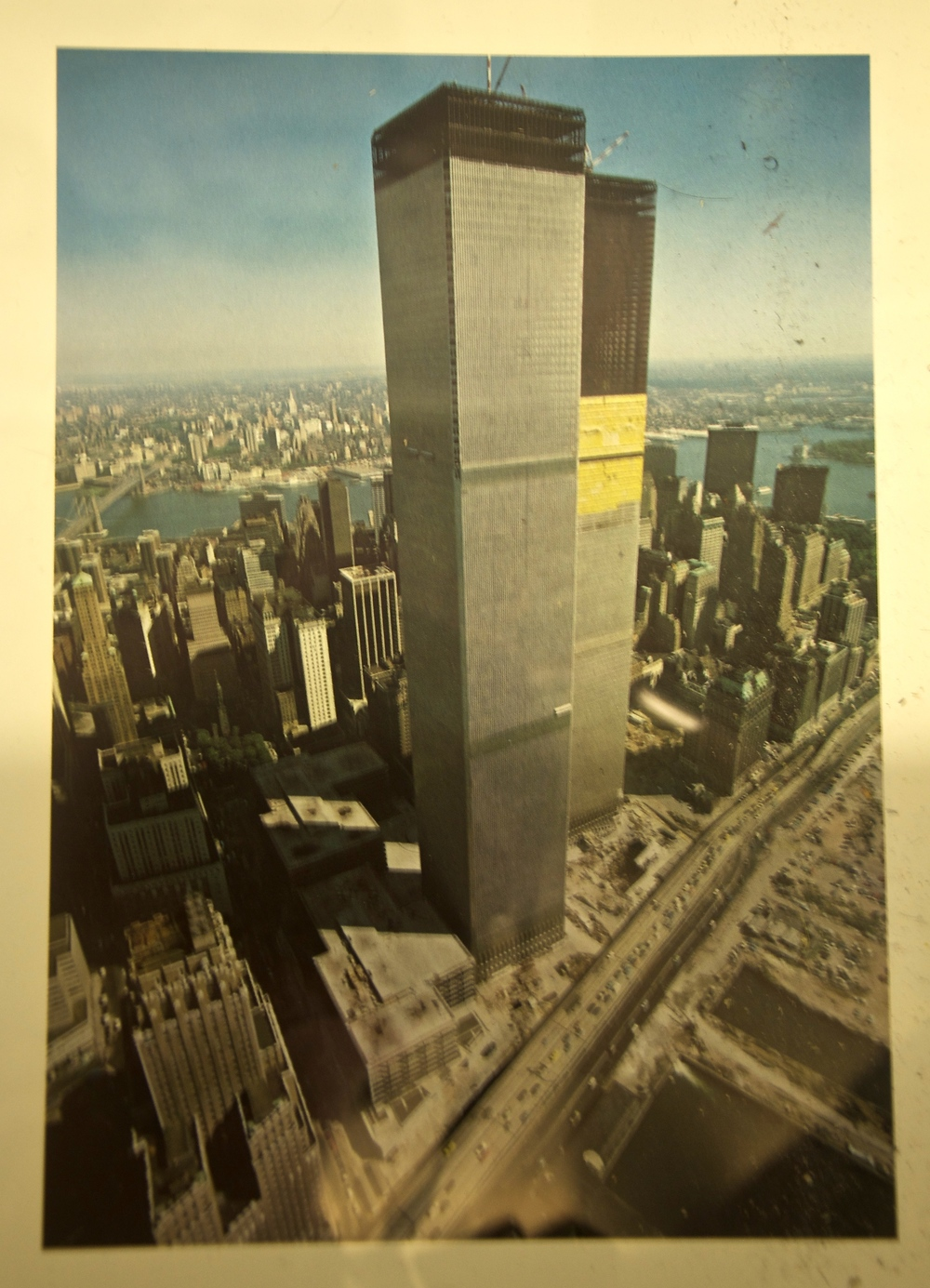 @-Twin Towers under construction.jpg