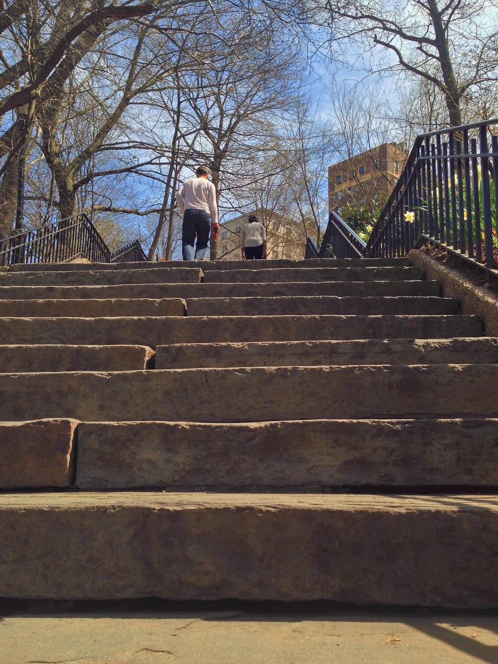 @ Riverside Park_stairs_(iPhone)_© 2015 Joseph Kellard-Kellardmedia.com.JPG
