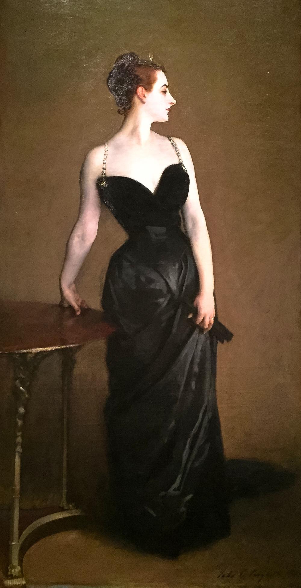 Madam X (1883-1884).