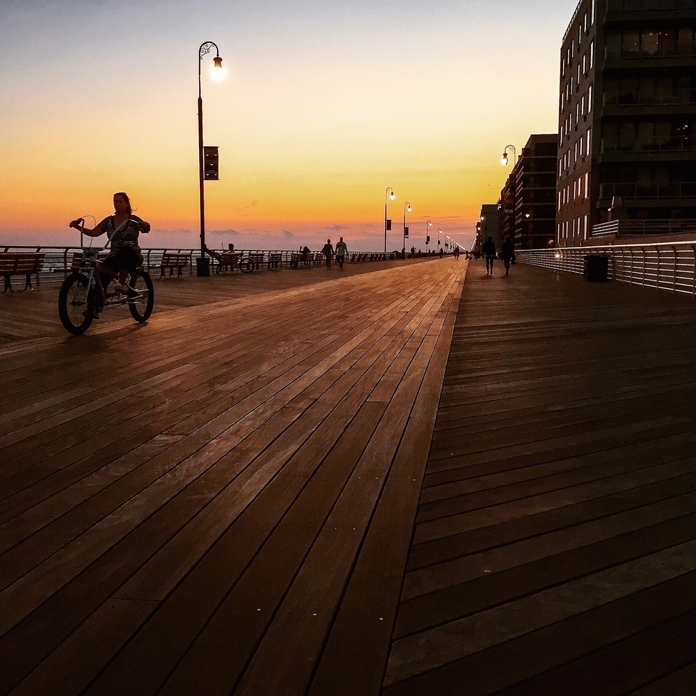@ - Long Beach Boardwalk_cyclist.JPG
