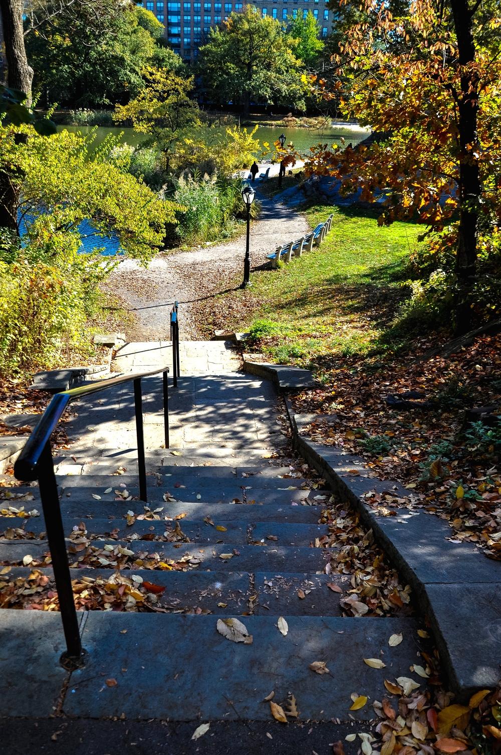 @ @ Stairs at Harlem Meer copy.jpg