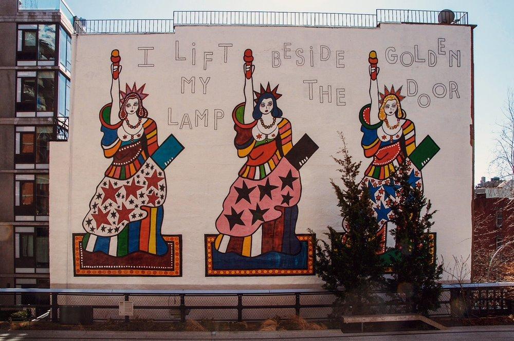 @ @ Statue of Liberty_mural_High Line_3.17.18_-.jpgG.JPG