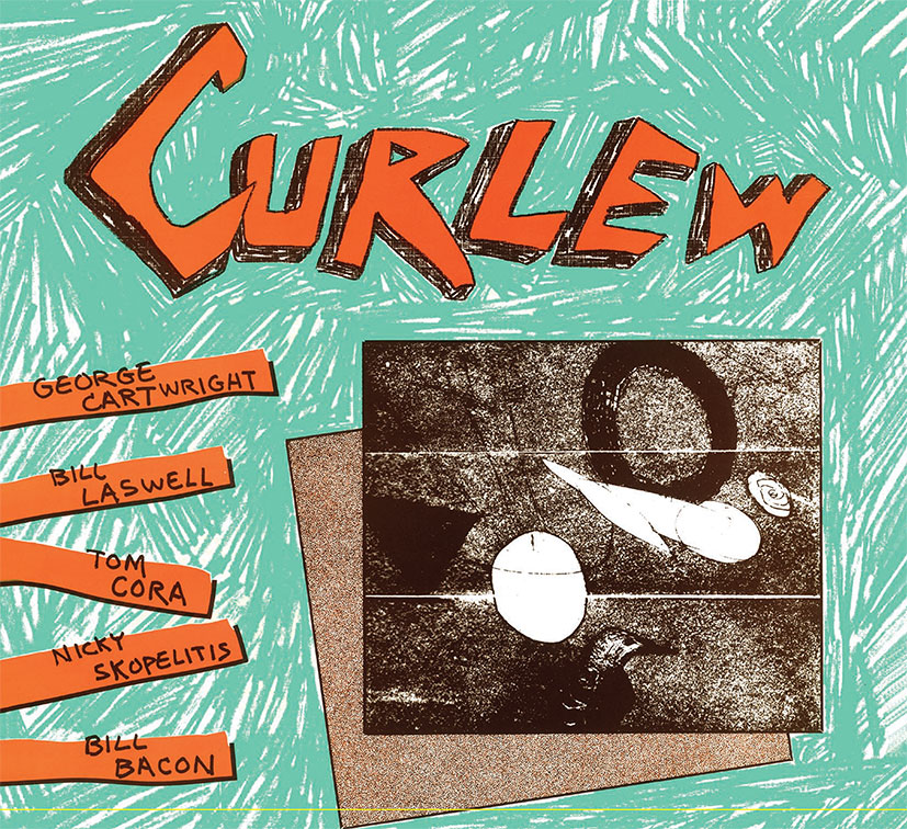 "Curlew - 1st Album + Live at CBGB 1980  Release Date: June 24, 2008 Label: DMG ARC  SERVICE: Transfer, Restoration, Mastering SOURCE MATERIAL: LP Record, 1/4"" Tape NUMBER OF DISCS: 2 ORIGINAL RELEASE DATE: 1980 GENRE: Avant Jazz FORMAT: CD"