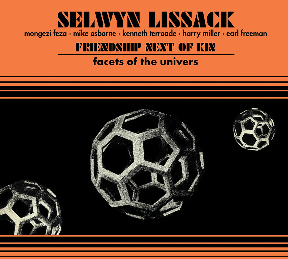 Selwyn Lissack - Friendship Next Of Kin  Release Date: December 02, 2006 Label: DMG ARC  SERVICE: Transfer, Restoration, Mastering, Art Direction SOURCE MATERIAL: LP Record NUMBER OF DISCS: 1 ORIGINAL RELEASE DATE: 1969 GENRE: Avant Jazz FORMAT: CD