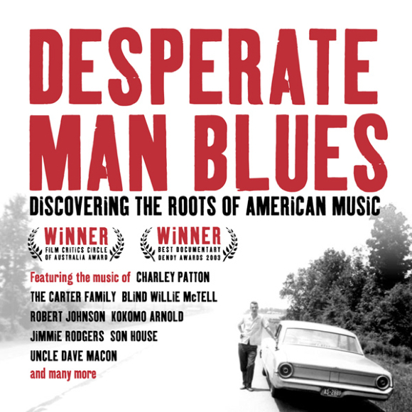 Desperate Man Blues (Soundtrack)  Release Date: November 21, 2006 Label: Dust-to-Digital  SERVICE: Restoration, Mastering SOURCE MATERIAL: 78 rpm Records NUMBER OF DISCS: 1 GENRE: Jazz, Blues, Gospel FORMAT: CD