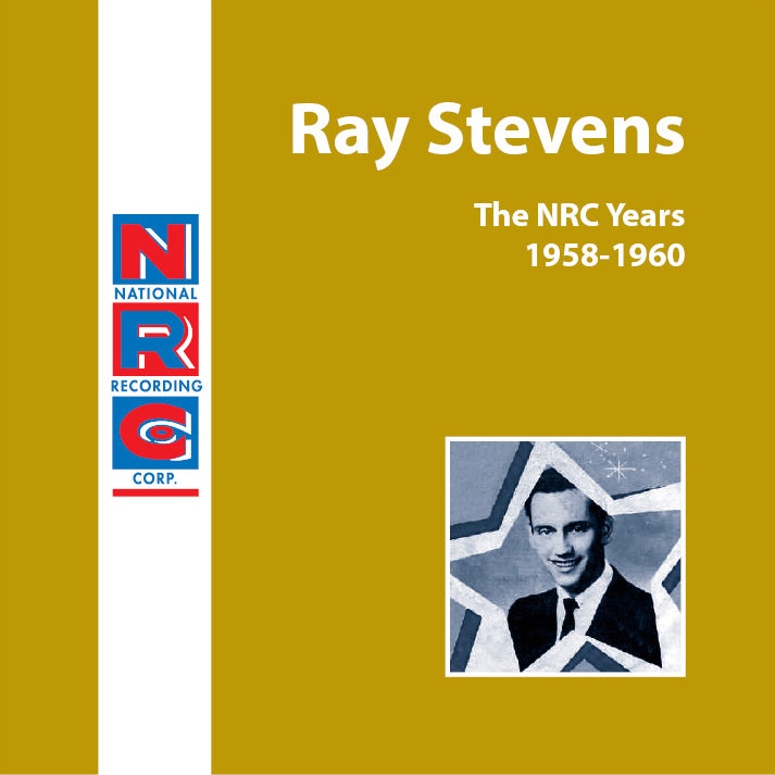 Ray Stevens - The NRC Years 1958-1960  Release Date: January 10, 2005 Label: NRC  SERVICE: Transfer, Restoration, Mastering SOURCE MATERIAL: 45 rpm Records NUMBER OF DISCS: 1 GENRE: Rockabilly FORMAT: CD