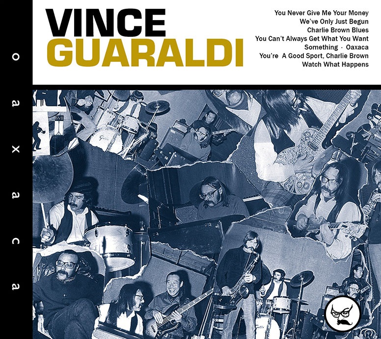 "Vince Guaraldi - Oaxaca  Release Date: October 19, 2004 Label: D&D / Siriso  SERVICE: Transfer, Restoration, Mastering, Art Direction, Co-Production SOURCE MATERIAL: 1/4"" Tape, DAT NUMBER OF DISCS: 1 GENRE: Jazz FORMAT: CD"