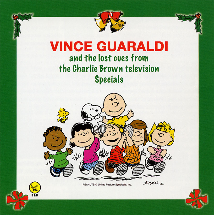 "Vince Guaraldi - The Lost Cues From The Charlie Brown Television Specials, Volume 1  Release Date: June 15, 2007 Label: D&D  SERVICE: Transfer, Restoration SOURCE MATERIAL: 1/4"" Tape NUMBER OF DISCS: 1 GENRE: Jazz FORMAT: CD"