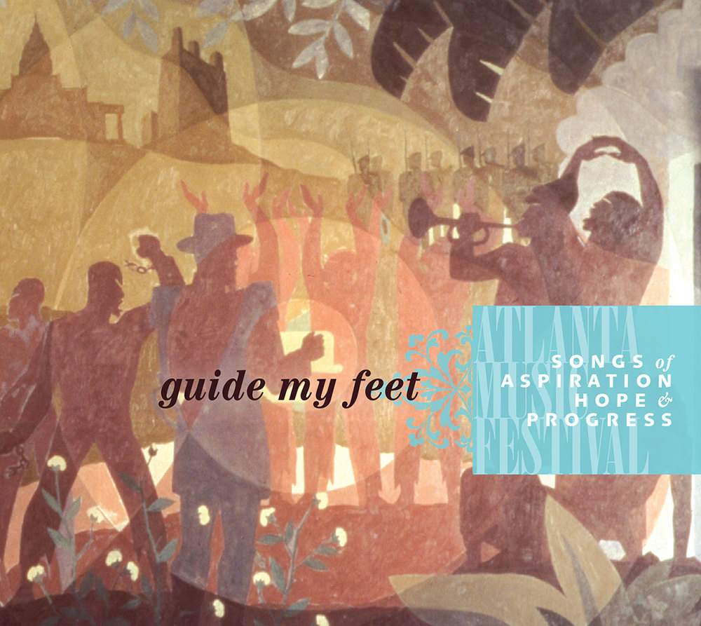 Guide My Feet: Songs of Aspiration, Hope, And Progress   Release Date: July 1, 2014 Label: Meridian Herald  SERVICE: Mastering SOURCE MATERIAL: Digital NUMBER OF DISCS: 1 GENRE: Choral FORMAT: CD
