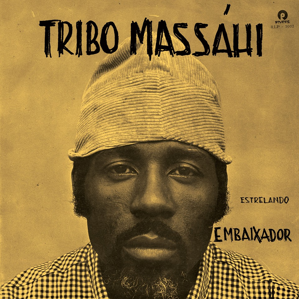 Estrelando Embaixador - Tribo Massáhi  Release Date: February 19, 2015 Label: Goma-Gringa  SERVICE: Restoration, Mastering SOURCE MATERIAL: Vinyl Record NUMBER OF DISCS: 1 GENRE: Brazilian Afro-Psych FORMAT: LP