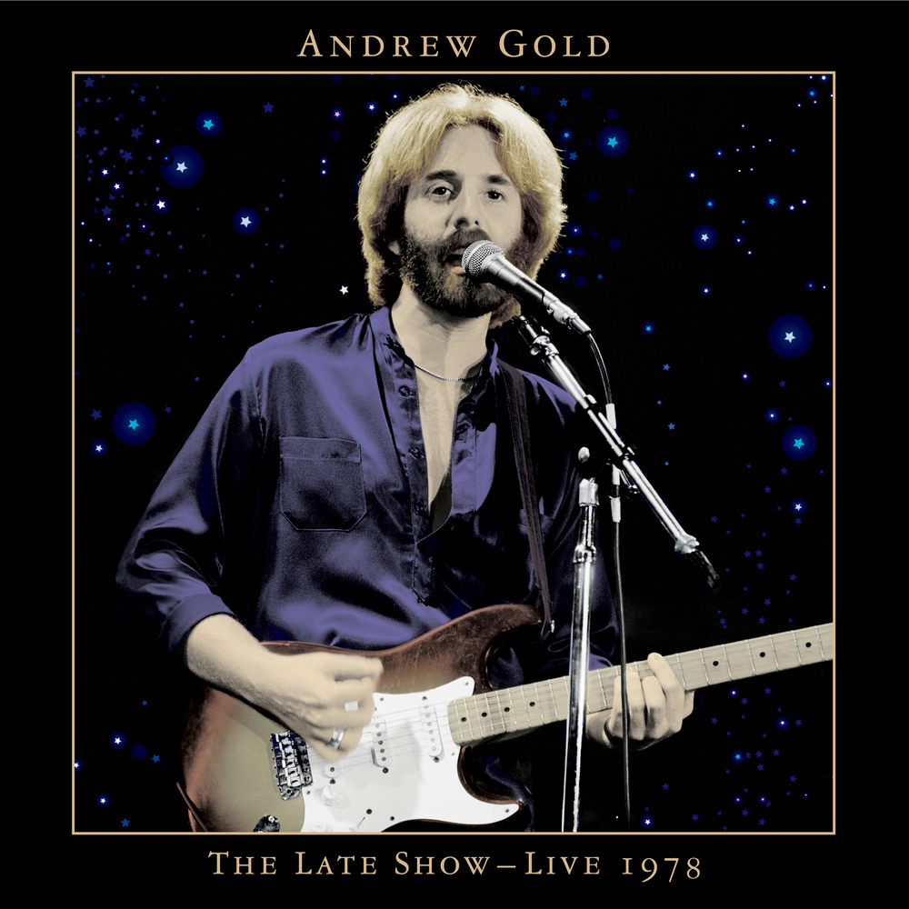 Andrew Gold - The Late Show: Live 1978  Release Date: May 12, 2015 Label: Omnivore Recordings  SERVICE: Restoration, Mastering NUMBER OF DISCS: 1 GENRE: Rock FORMAT: CD