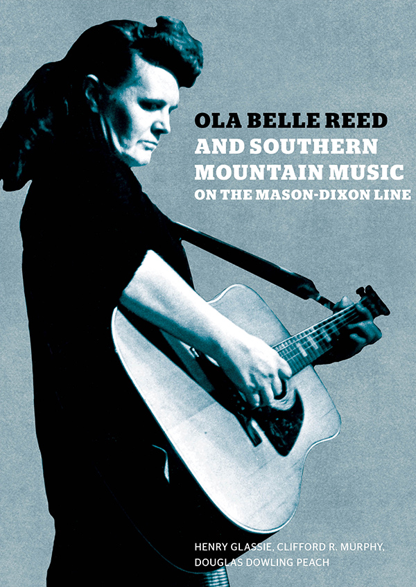 Ola Belle Reed - Southern Mountain Music on the Mason-Dixon Line   Release Date: August 21, 2015 Label: Dust-to-Digital  SERVICE: Restoration, Mastering SOURCE MATERIAL: Tape, digital NUMBER OF DISCS: 2 GENRE: Folk FORMAT: CD