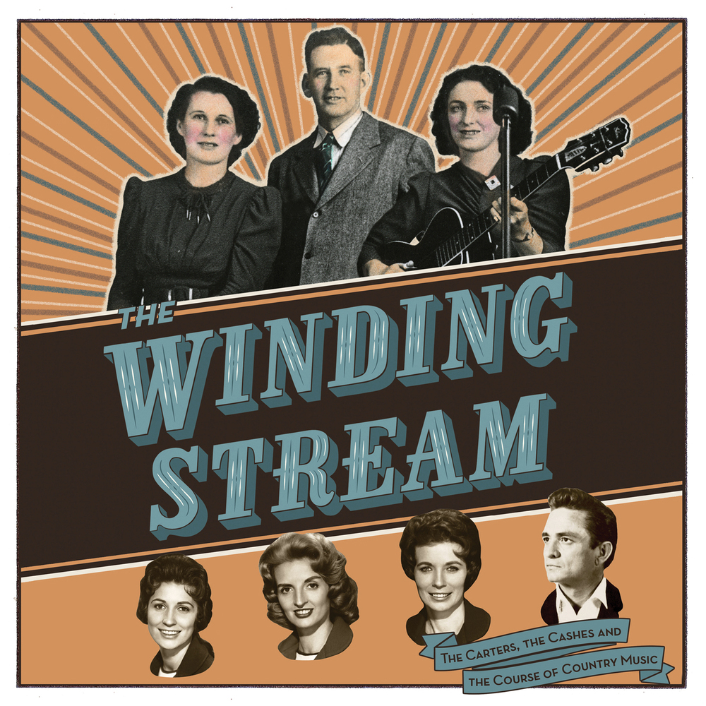 The Winding Stream  Release Date: October 16, 2015 Label: Omnivore Recordings  SERVICE: Restoration, Mastering NUMBER OF DISCS: 1 GENRE: Country FORMAT: CD