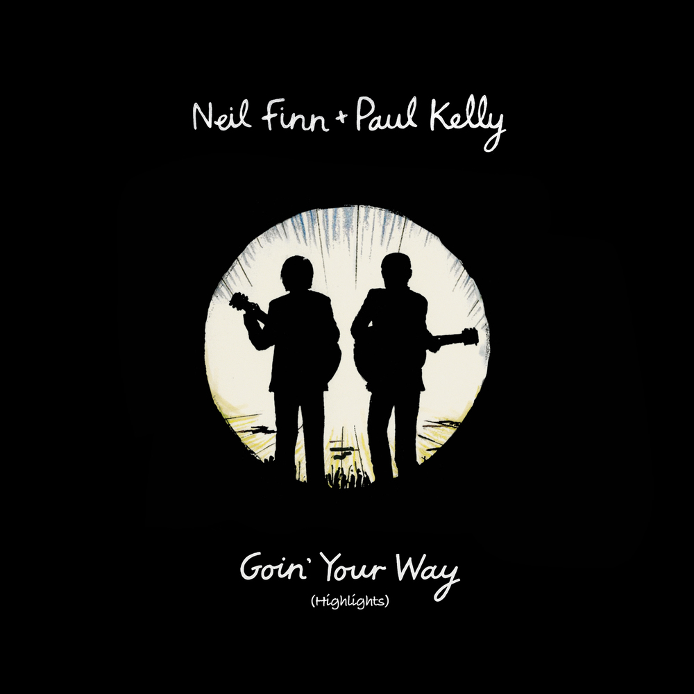 Neil Finn + Paul Kelly  -  Goin' Your Way (Highlights)  Release Date: November 27, 2015 Label: Omnivore Recordings  SERVICE: Mastering NUMBER OF DISCS: 1 GENRE: Rock FORMAT: LP   TRAILER