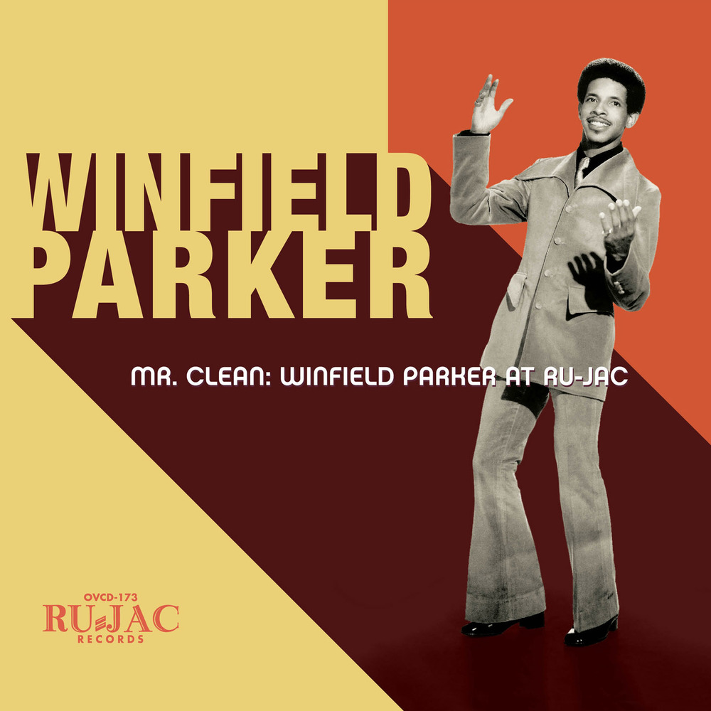Winfield Parker-Mr. Clean: Winfield Parker at Ru-Jac Release Date: February 12, 2016 Label: Omnivore Recordings
