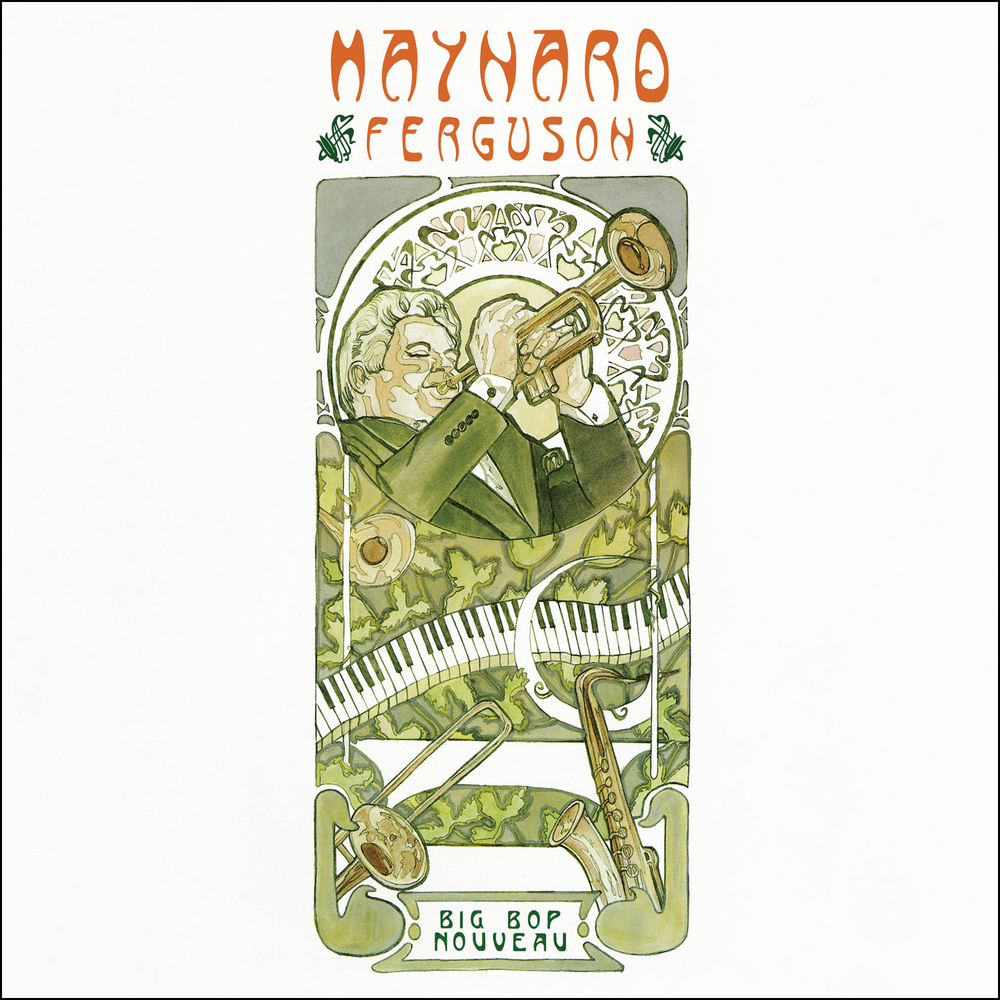 Maynard Ferguson - Big Bop Nouveau  Release Date: March 11, 2016 Label: Omnivore Recordings  SERVICE: Mastering NUMBER OF DISCS: 1 GENRE: Jazz FORMAT: CD   TRAILER