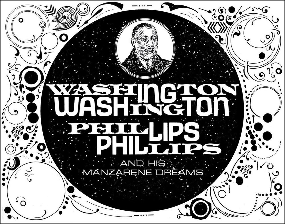 Washington Phillips & His Manzarene Dreams Release Date: November 11, 2016 Label: Dust-to-Digital