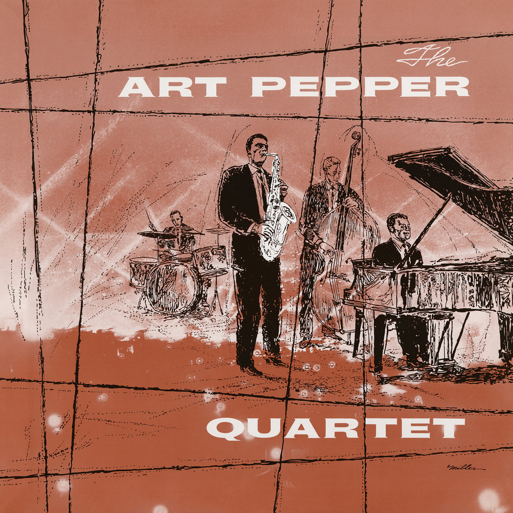Art Pepper - The Art Pepper   Quartet  Release Date: April 22, 2017 Label: Omnivore Recordings  SERVICE: Restoration, Mastering NUMBER OF DISCS: 1 GENRE: Jazz FORMAT: CD