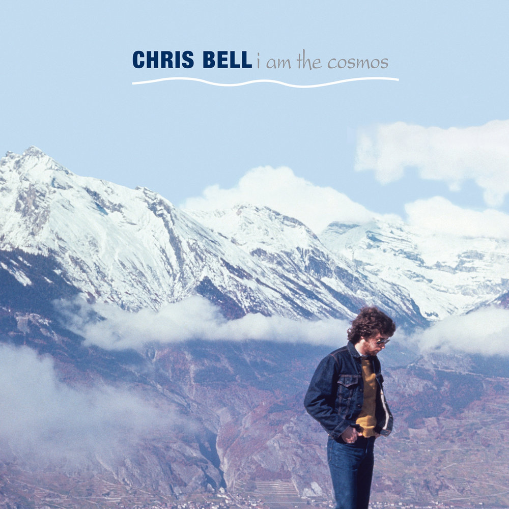 Chris Bell - I Am The Cosmos  Release Date: Sep 15, 2017 Label: Omnivore Recordings  SERVICE: Restoration, Mastering NUMBER OF DISCS: 1 GENRE: Rock FORMAT: LP and CD