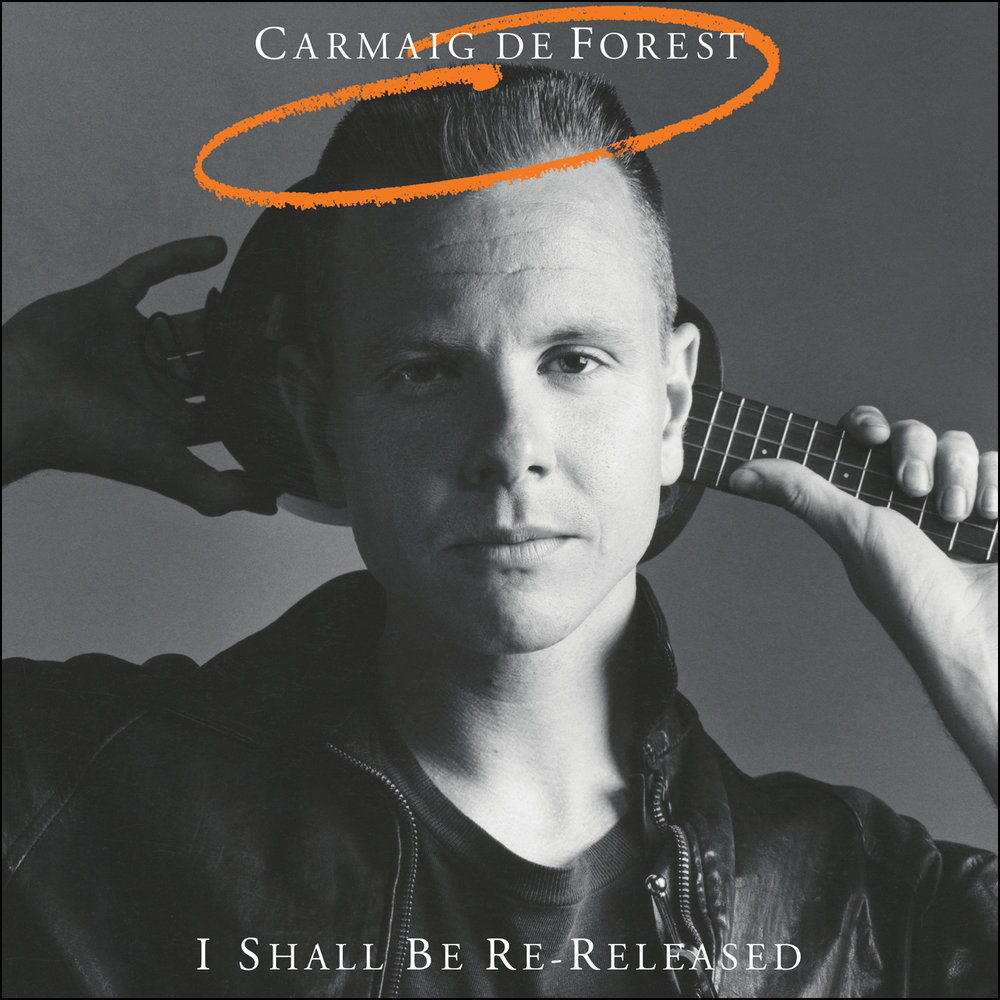 Carmaig de Forest - I Shall Be Re-Released  Release Date: November 10, 2017 Label: Omnivore Recordings  SERVICE: Restoration, Mastering NUMBER OF DISCS: 1 GENRE: Rock FORMAT: CD