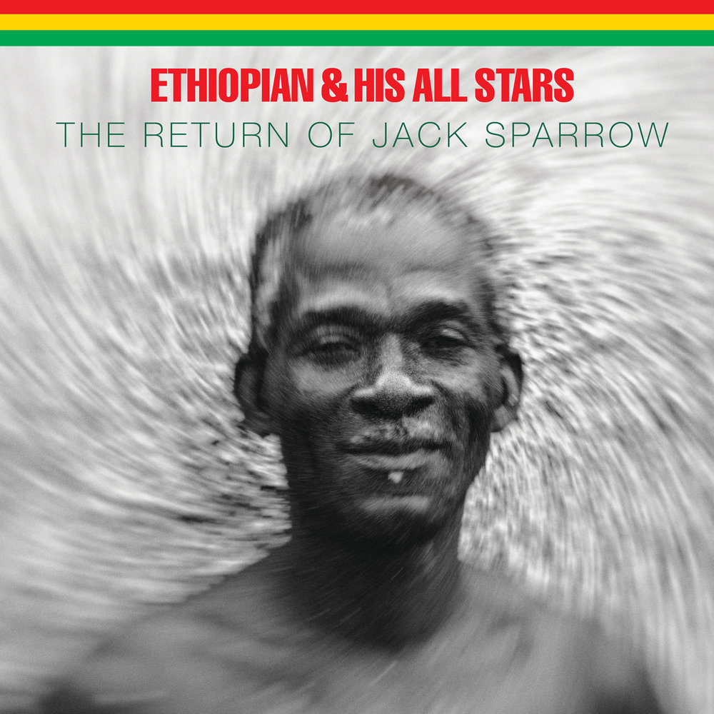 Ethiopian & His All Stars - The Return Of Jack Sparrow  Release Date: December 15, 2017 Label: Omnivore Recordings  SERVICE: Restoration, Mastering NUMBER OF DISCS: 1 GENRE: Reggae FORMAT: CD