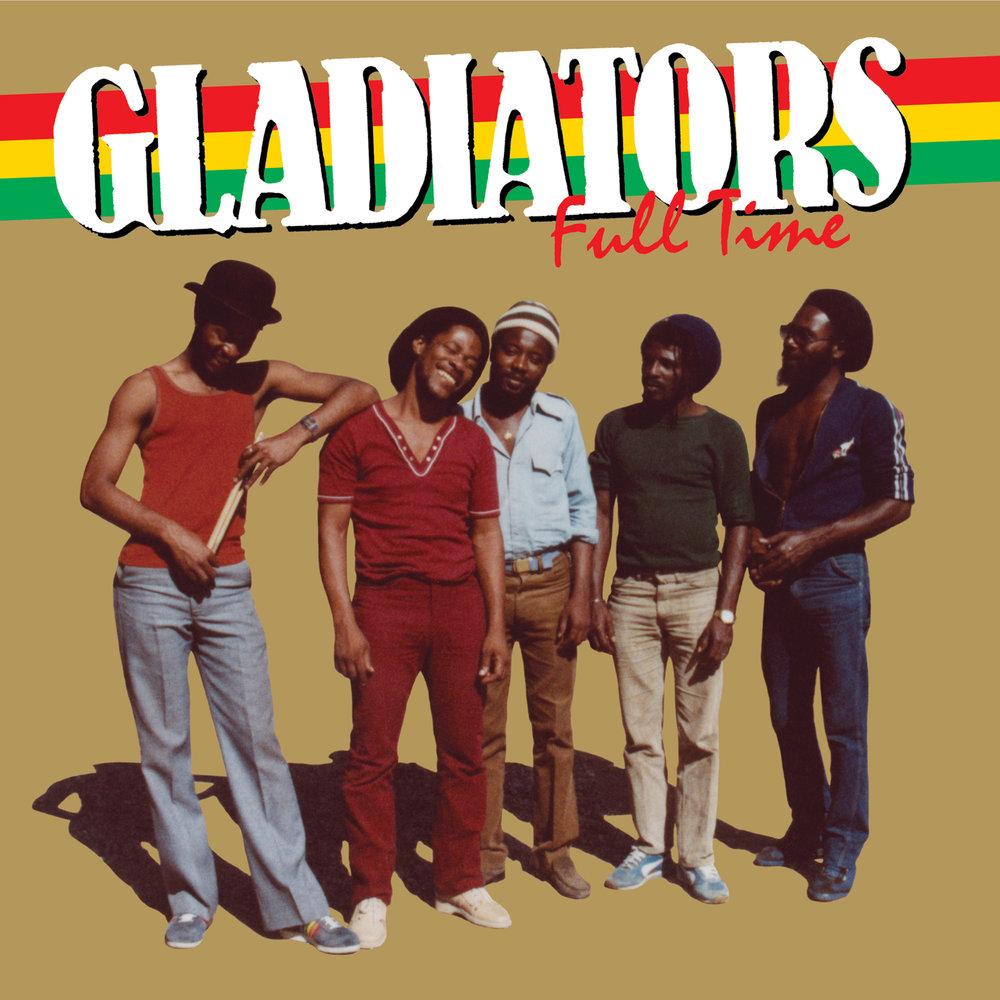 Gladiators - Full Time  Release Date: Dec 15, 2017 Label: Omnivore Recordings  SERVICE: Restoration, Mastering NUMBER OF DISCS: 1 GENRE: Reggae FORMAT: CD