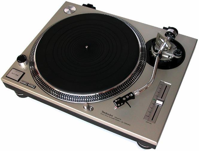 Technics SL-1200mkII