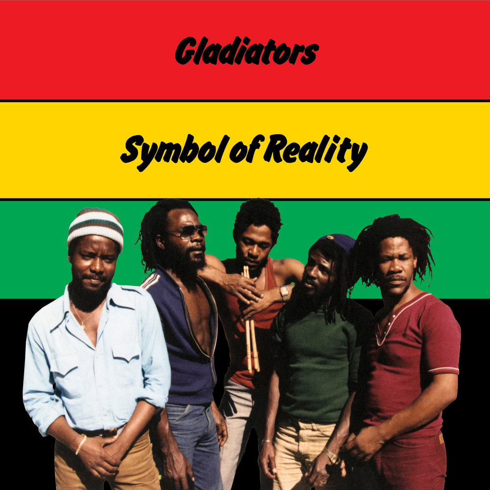 Gladiators - Symbol of Reality  Release Date: April 20, 2018 Label: Omnivore Recordings  SERVICE: Mastering NUMBER OF DISCS: 1 GENRE: Reggae FORMAT: CD
