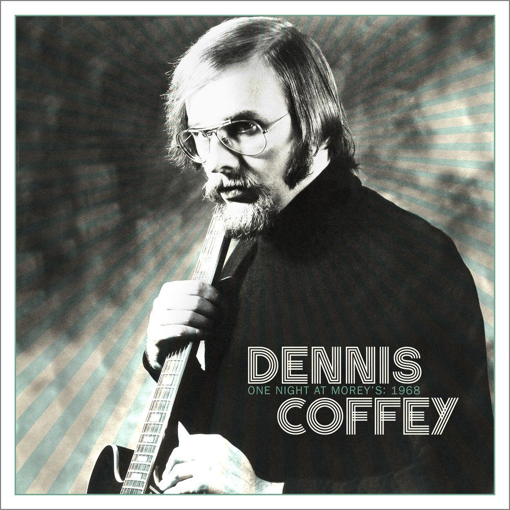 Dennis Coffey - One Night At Morey's: 1968  Release Date: June 1, 2018 Label: Omnivore Recordings  SERVICE: Restoration, Mastering NUMBER OF DISCS: 1 GENRE: Jazz/Funk FORMAT: CD