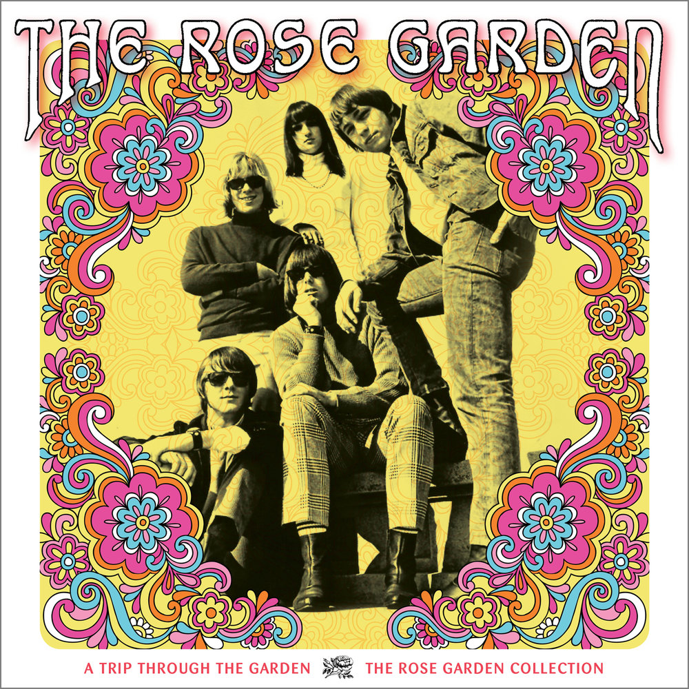 The Rose Garden - A Trip Through The Garden: The Rose Garden Collection  Release Date: June 15, 2018 Label: Omnivore Recordings  SERVICE: Restoration, Mastering NUMBER OF DISCS: 1 GENRE: Rock FORMAT: CD