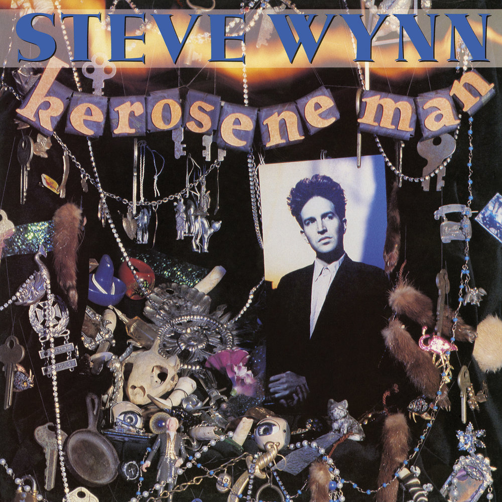 Steve Wynn - Kerosene Man  Release Date: April 27, 2018 Label: Omnivore Recordings  SERVICE: Restoration, Mastering NUMBER OF DISCS: 1 GENRE: Rock FORMAT: CD