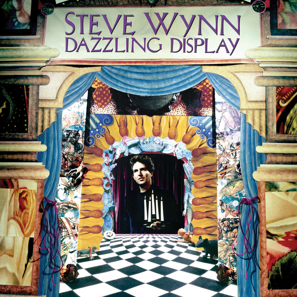Steve Wynn - Dazzling Display  Release Date: April 27, 2018 Label: Omnivore Recordings  SERVICE: Restoration, Mastering NUMBER OF DISCS: 1 GENRE: Rock FORMAT: CD