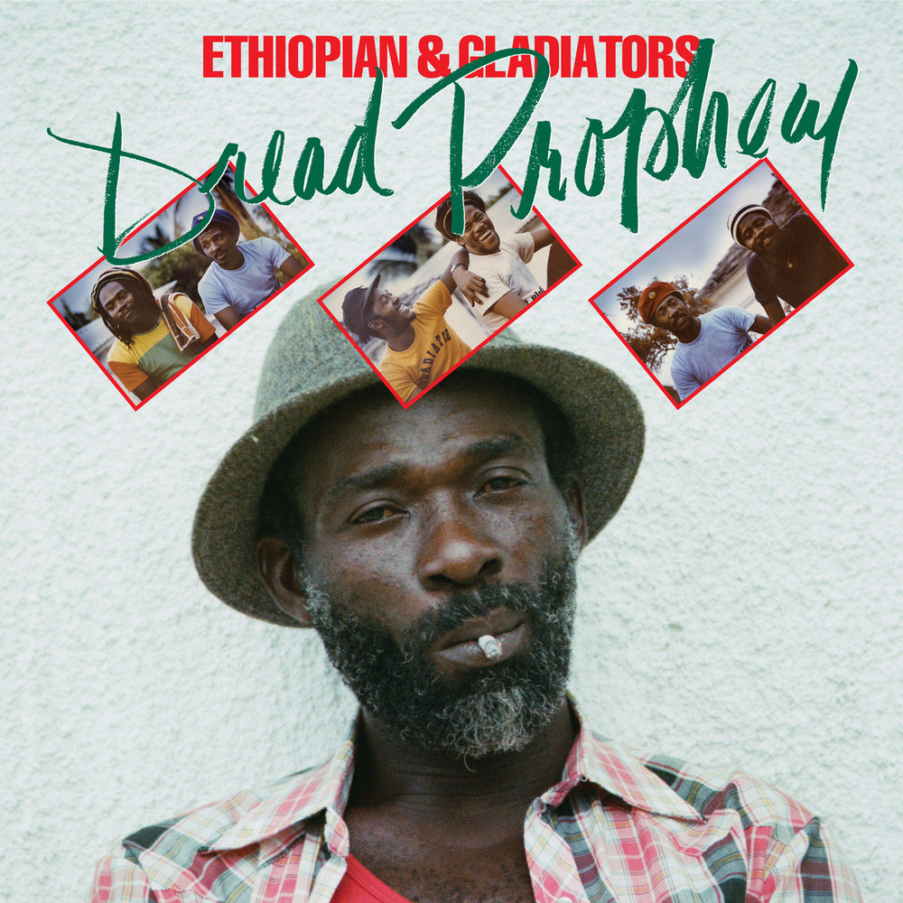 Ethiopian & Gladiators - Dread Prophecy  Release Date: June 22, 2018 Label: Omnivore Recordings  SERVICE: Mastering NUMBER OF DISCS: 1 GENRE: Reggae FORMAT: CD