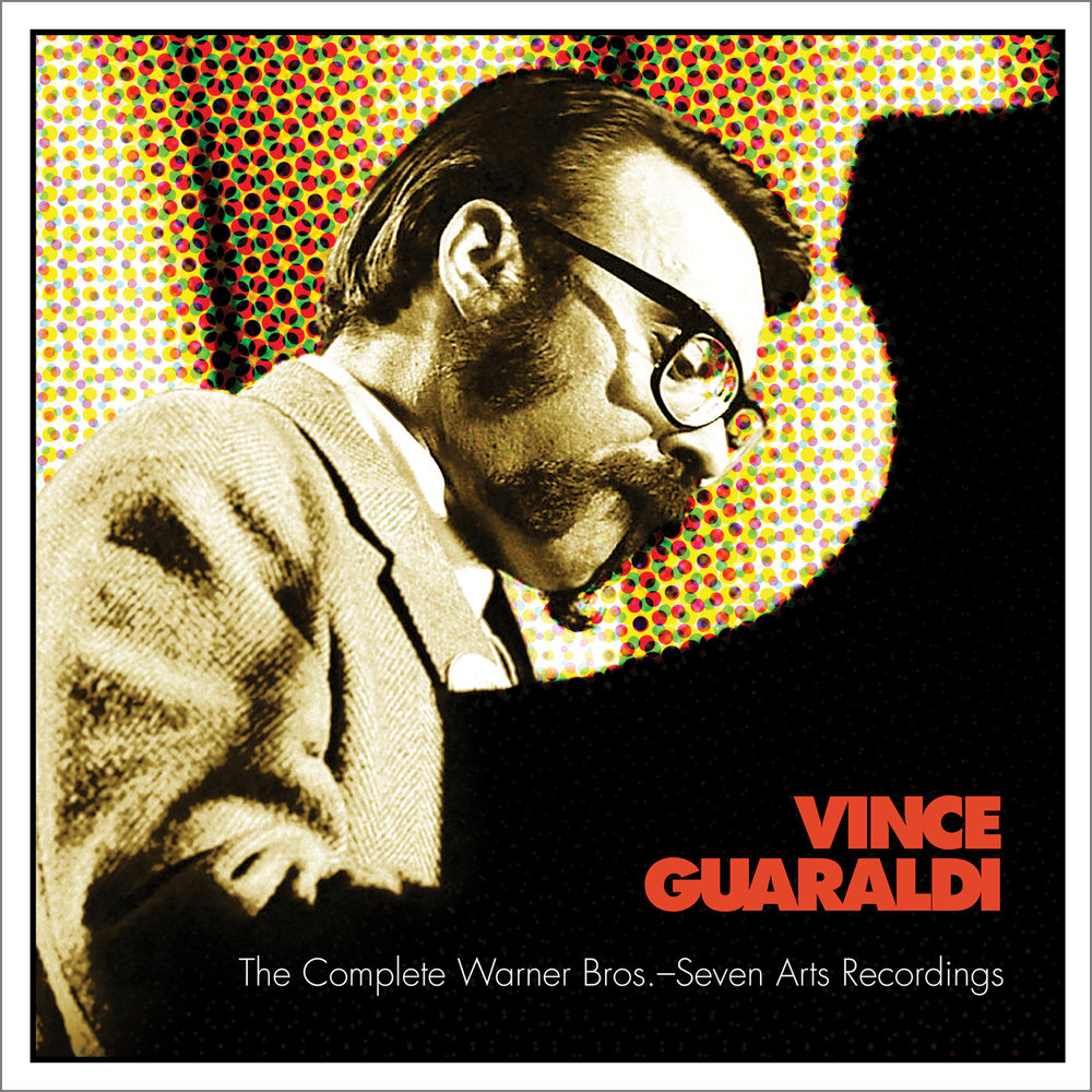 Vince Guaraldi - The Complete Warner Bros.–Seven Arts Recordings  Release Date: July 6, 2018 Label: Omnivore Recordings  SERVICE: Mastering, Restoration NUMBER OF DISCS: 2 GENRE: Jazz FORMAT: CD