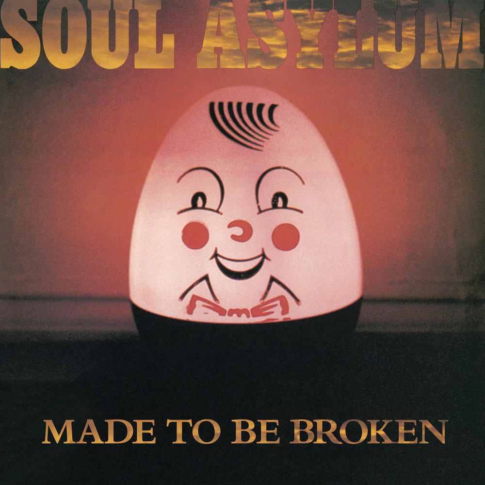 Soul Asylum - Made To Be Broken  Release Date: July 20, 2018 Label: Omnivore Recordings  SERVICE: Mastering, Restoration NUMBER OF DISCS: 1 GENRE: Rock FORMAT: CD