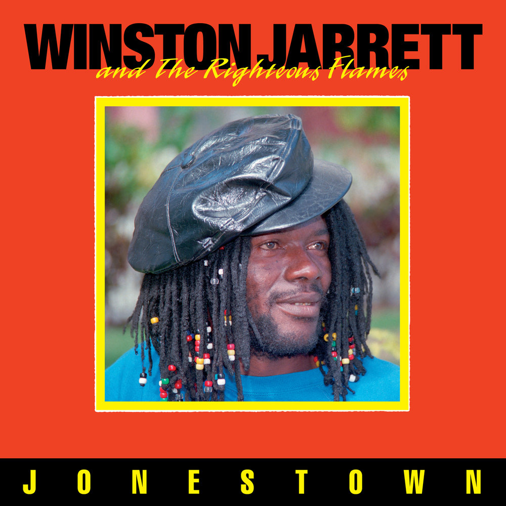 Winston Jarrett And The Righteous Flames - Jonestown  Release Date: August 3, 2018 Label: Omnivore Recordings  SERVICE: Mastering NUMBER OF DISCS: 1 GENRE: Reggae FORMAT: CD