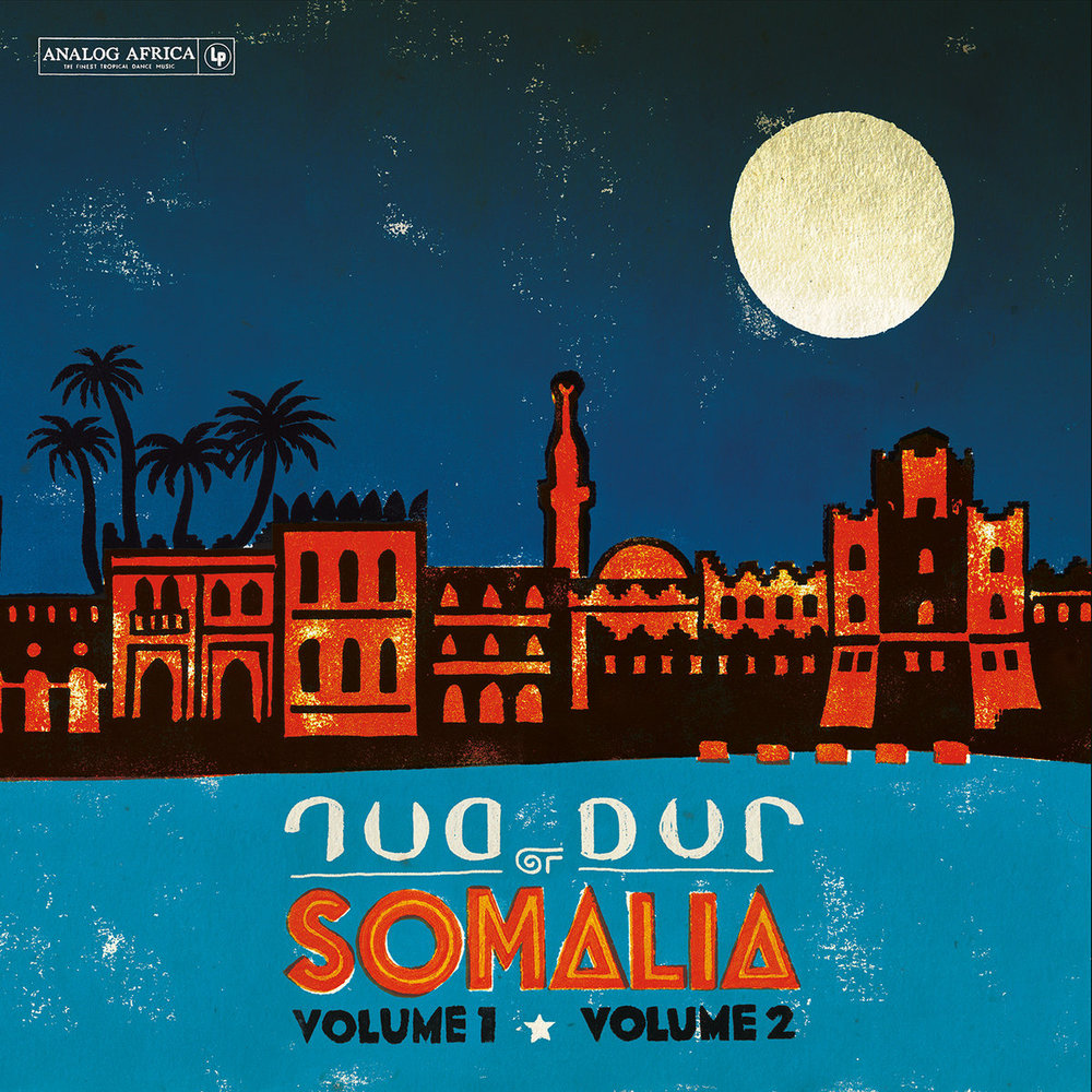 Dur Dur of Somalia - Volume 1, Volume 2 & Previously Unreleased Tracks Release Date: September 14, 2018 Label: Analog Africa  SERVICE: Mastering, Restoration NUMBER OF DISCS: 1 GENRE: Sudanese FORMAT: CD, LP, Cassette