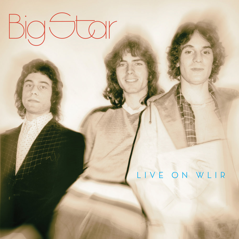 Big Star - Live on WLIR  Release Date: January 25, 2019 Label: Omnivore Recordings  SERVICE: Mastering, Restoration NUMBER OF DISCS: 1 GENRE: Rock FORMAT: CD, LP