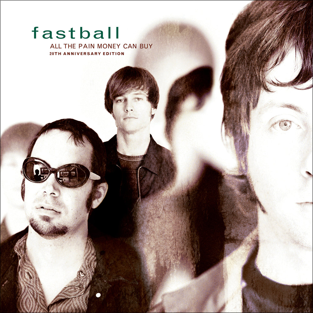 Fastball - All The Pain Money Can Buy  Release Date: November 9, 2018 Label: Omnivore Recordings  SERVICE: Mastering, Restoration NUMBER OF DISCS: 1 GENRE: Rock FORMAT: CD