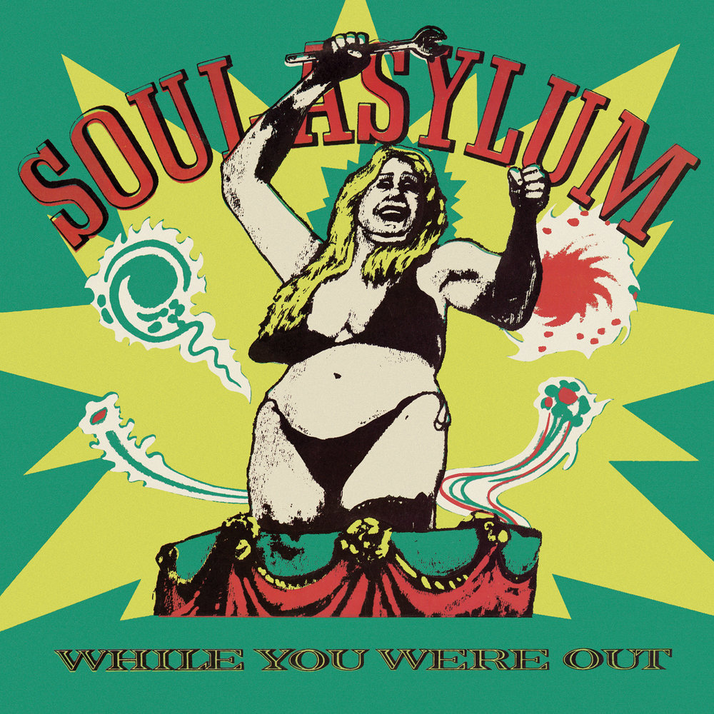 Soul Asylum - While Your Were Out  Release Date: January 18, 2019 Label: Omnivore Recordings  SERVICE: Mastering, Restoration NUMBER OF DISCS: 1 GENRE: Rock FORMAT: CD, LP