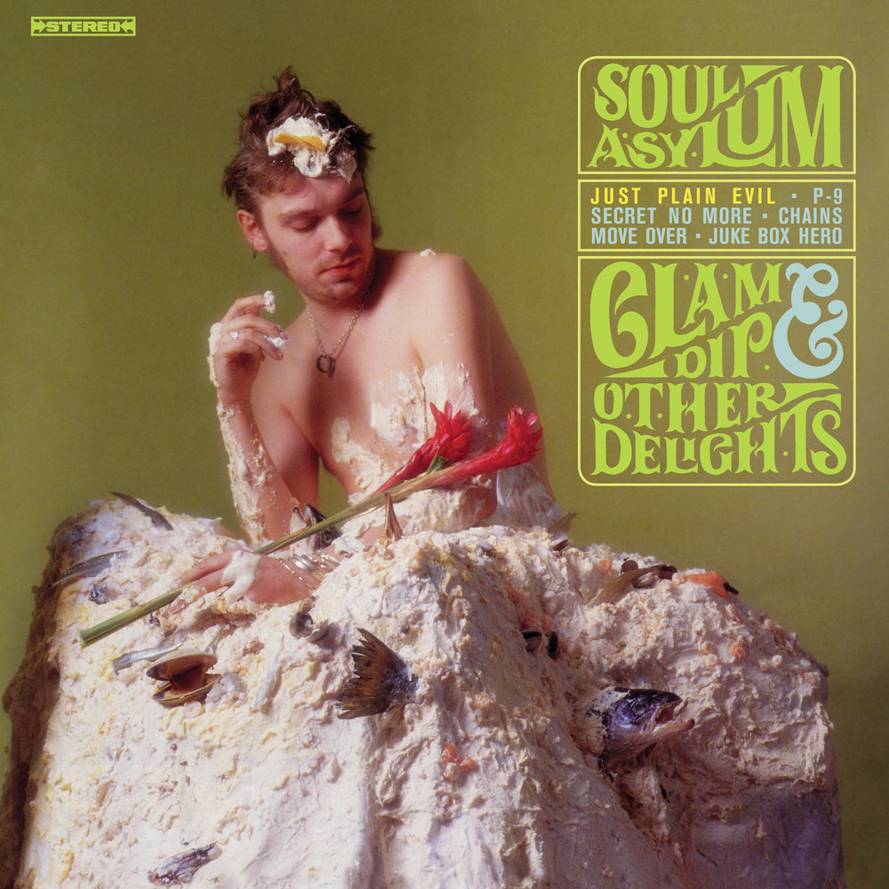 Soul Asylum - Clam Dip & Other Delights  Release Date: February 8, 2019 Label: Omnivore Recordings  SERVICE: Mastering, Restoration NUMBER OF DISCS: 1 GENRE: Rock FORMAT: LP
