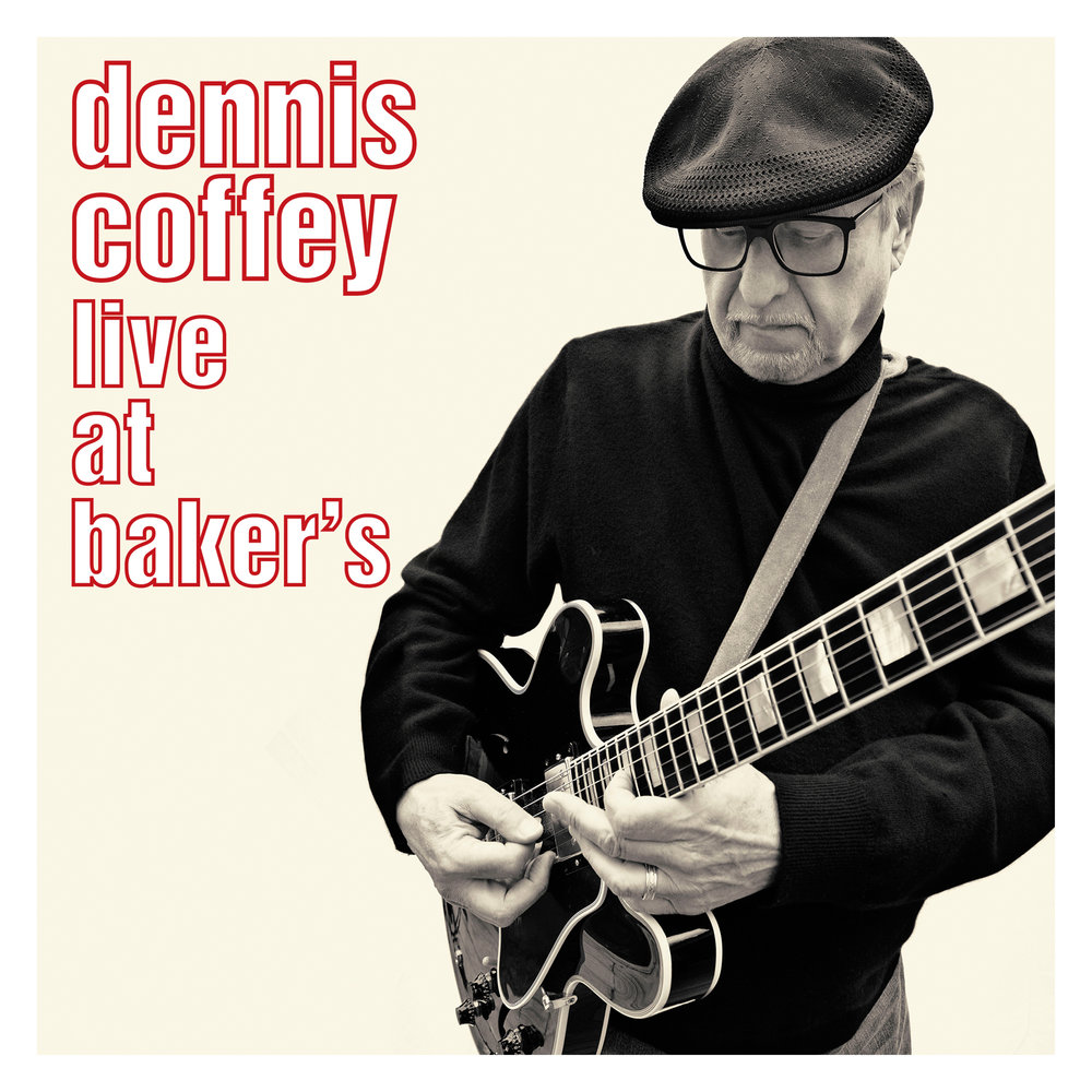 Dennis Coffey - Live At Baker's  Release Date: March 1, 2019 Label: Omnivore Recordings  SERVICE: Mastering, Restoration NUMBER OF DISCS: 1 GENRE: Soul/Funk FORMAT: CD