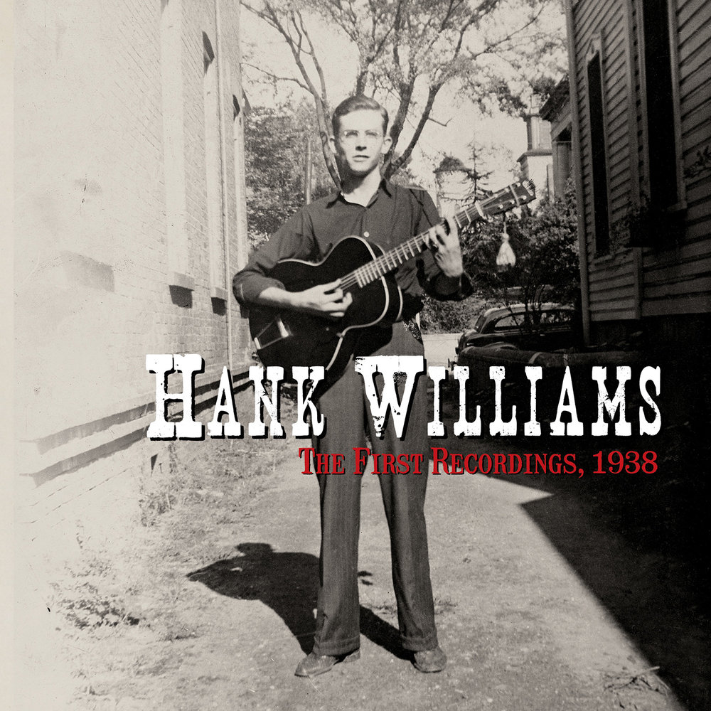 "Hank Williams - The First Recordings, 1938  Release Date: November 23, 2018 Label: BMG  SERVICE: Mastering, Restoration NUMBER OF DISCS: 1 GENRE: Country FORMAT: 7"" Single"