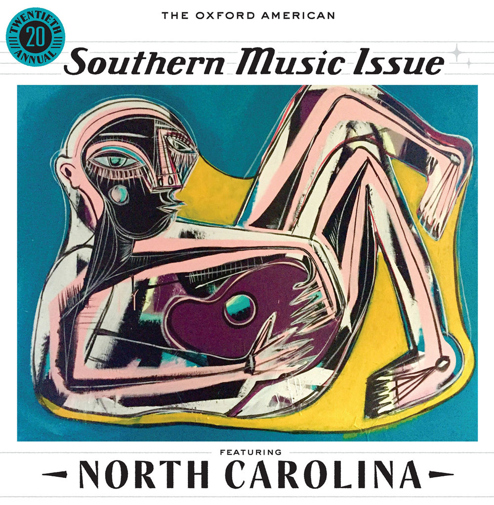 Various Artists - The Oxford American Magazine's 20th Southern Music Issue: North Carolina, Winter 2018  Release Date: November 21, 2018 Magazine: Oxford American Magazine  SERVICE: Restoration, Mastering NUMBER OF DISCS: 1 GENRE: North Carolina FORMAT: CD, Download