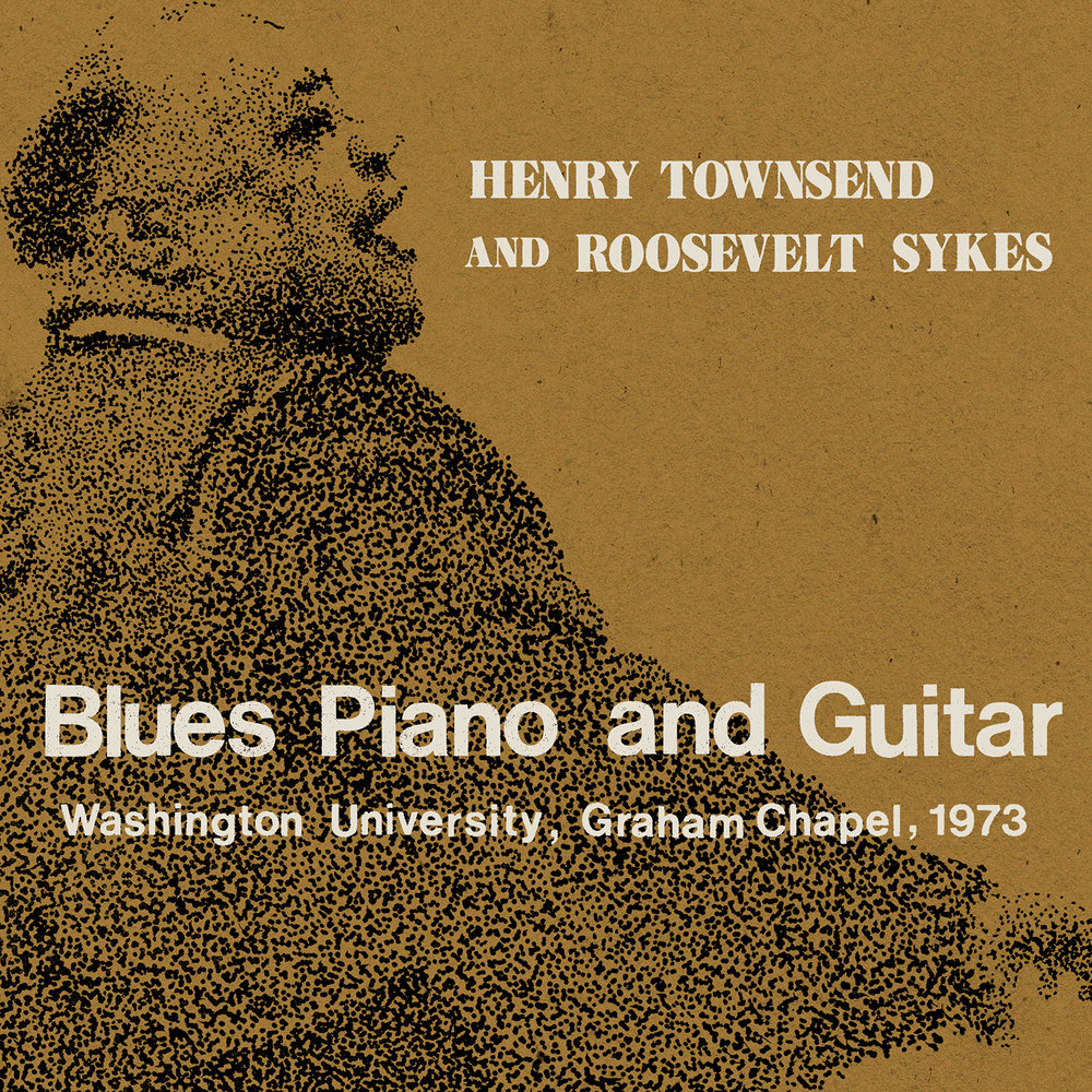 Henry Townsend and Roosevelt Sykes - Blues Piano And Guitar  Release Date: March 22, 2019 Label: Omnivore Recordings  SERVICE: Mastering, Restoration NUMBER OF DISCS: 2 GENRE: Blues FORMAT: CD