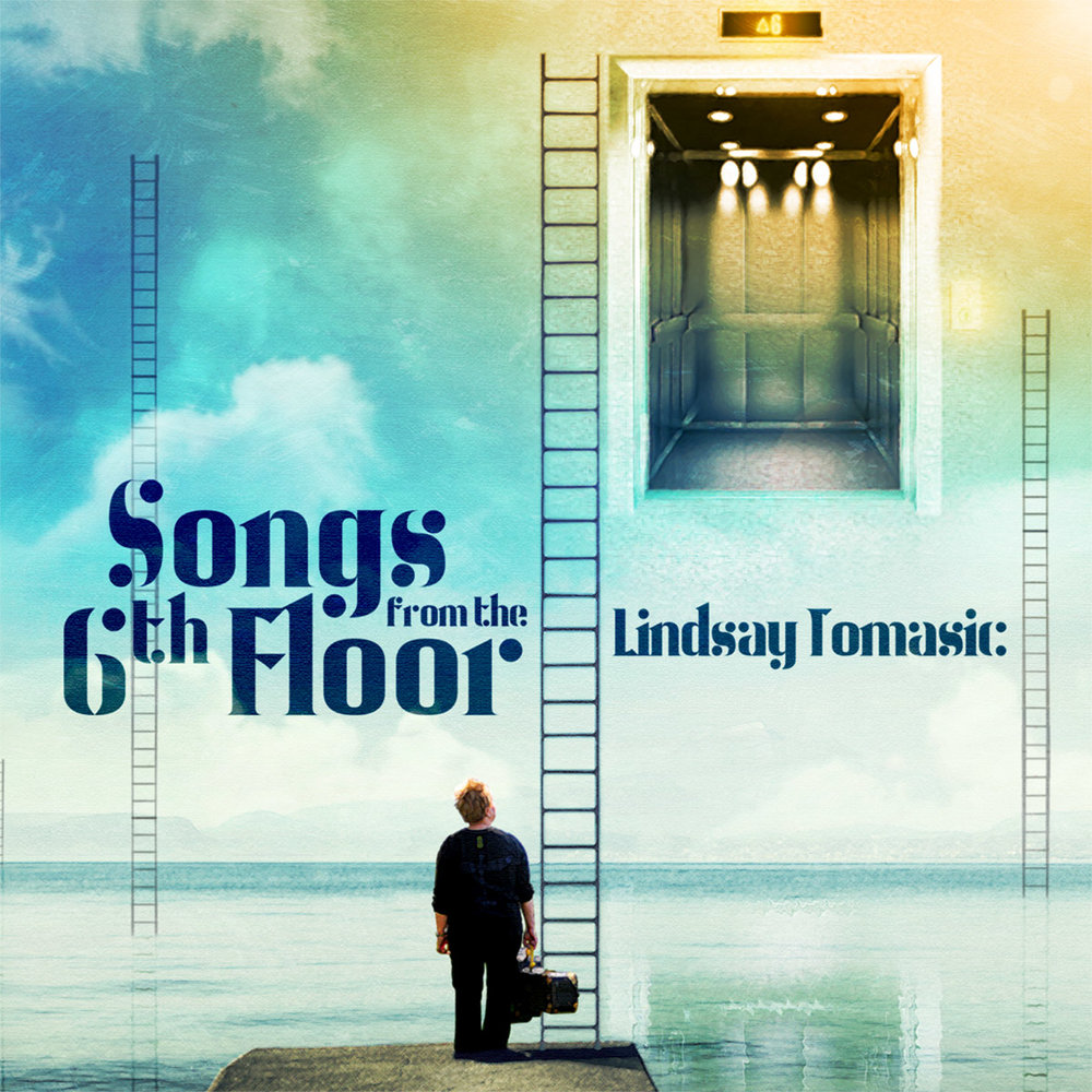 Lindsay Tomasic - Songs From The 6th Floor  Release Date: March 19, 2019 Label: Datolite Records  SERVICE: Mastering NUMBER OF DISCS: 1 GENRE: Rock FORMAT: CD, Digital